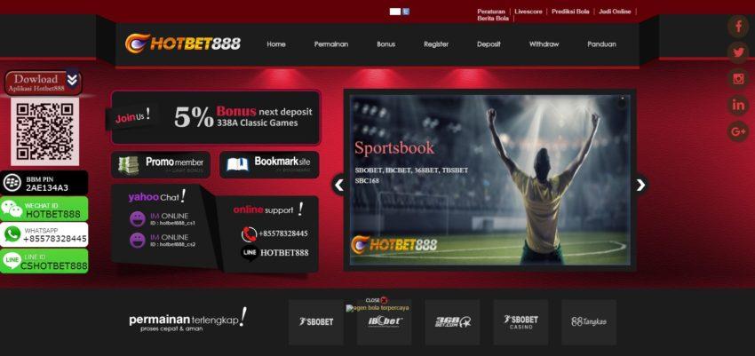 Situs Agen Judi Bola Online Terbaik